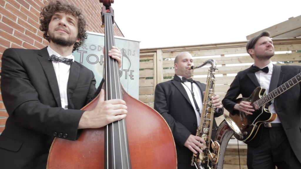 Trio Jazz Top Note - Groupe jazz d'ambiance - Congres corporatif