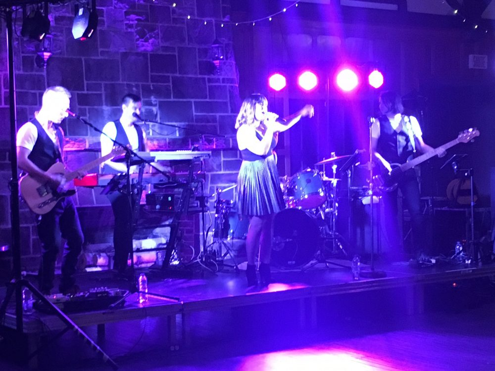 Miller Time - groupe musical pour mariages montreal