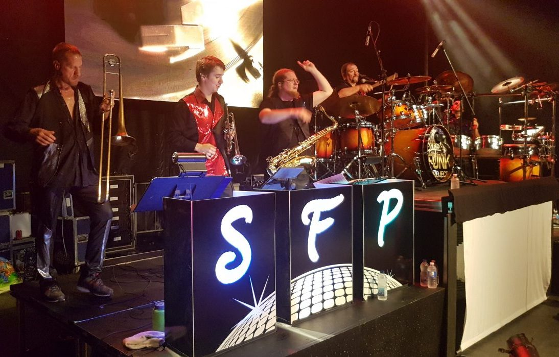 Sugar Funk Project - Show Band Disco pour evenements