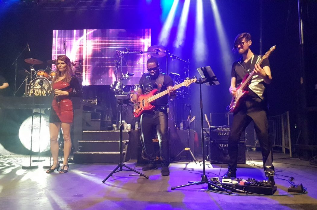 Sugar Funk Project - Show band disco pour mariage