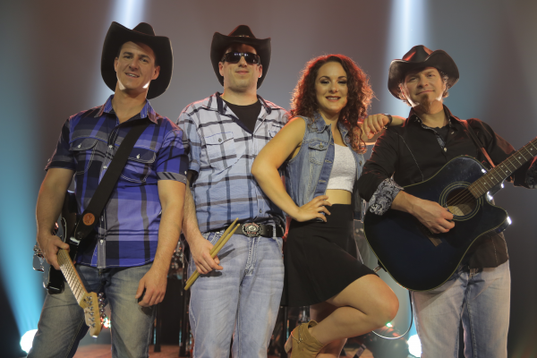 Round-Up Country Band - Groupe Country - Festival