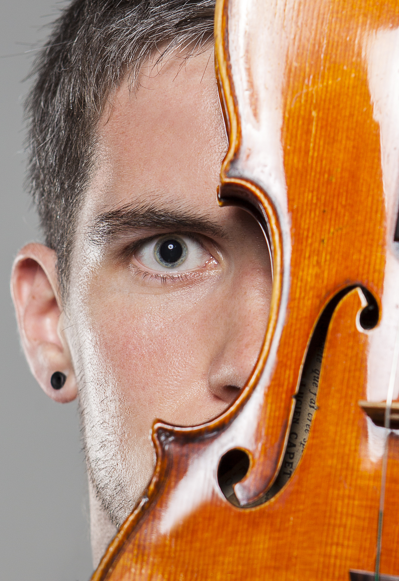 David Piche - violoniste pour evenement corporatif
