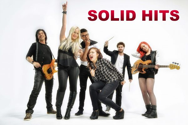 Solid Hits - Groupe Top 40 evenementiel