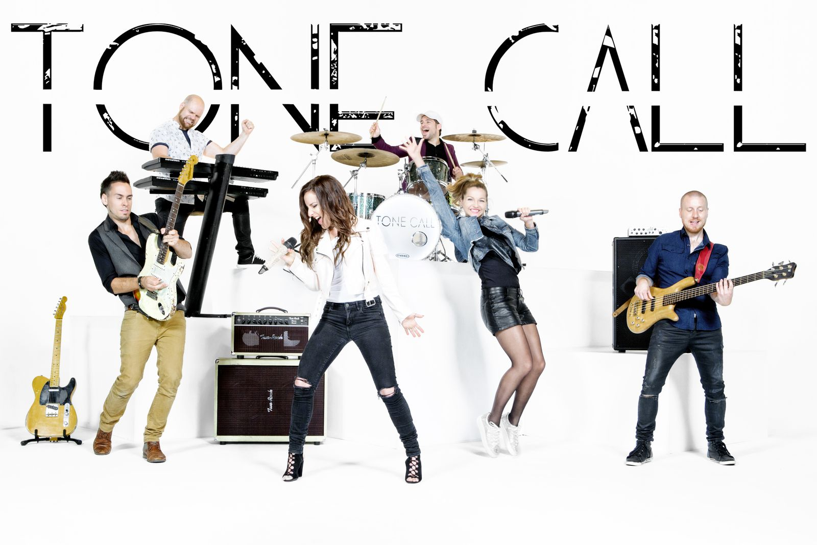 Tone Call - Groupe Top 40 pour evenements corporatifs