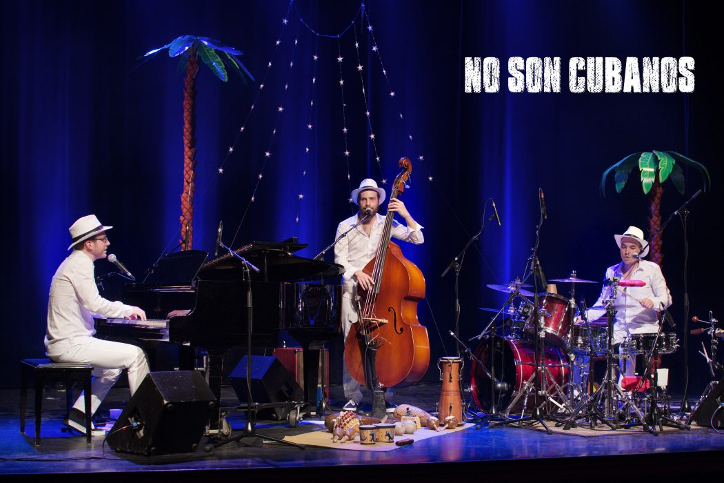 No Son Cubanos - Groupe specialise latin
