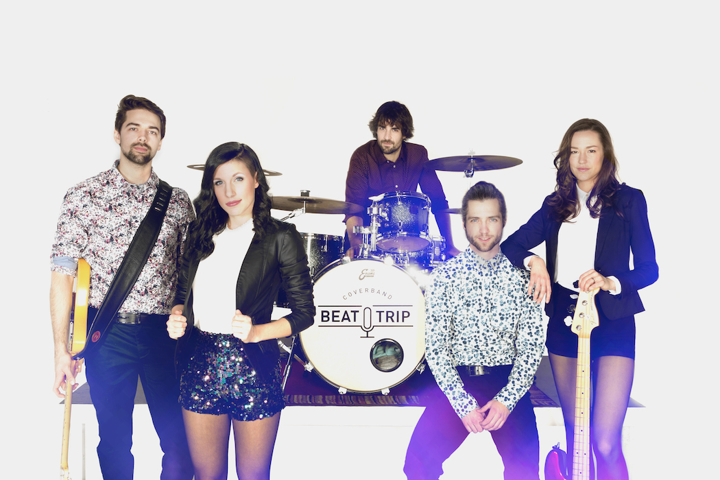 BeatTrip - Band cover Top-40 pour evenement party Noel