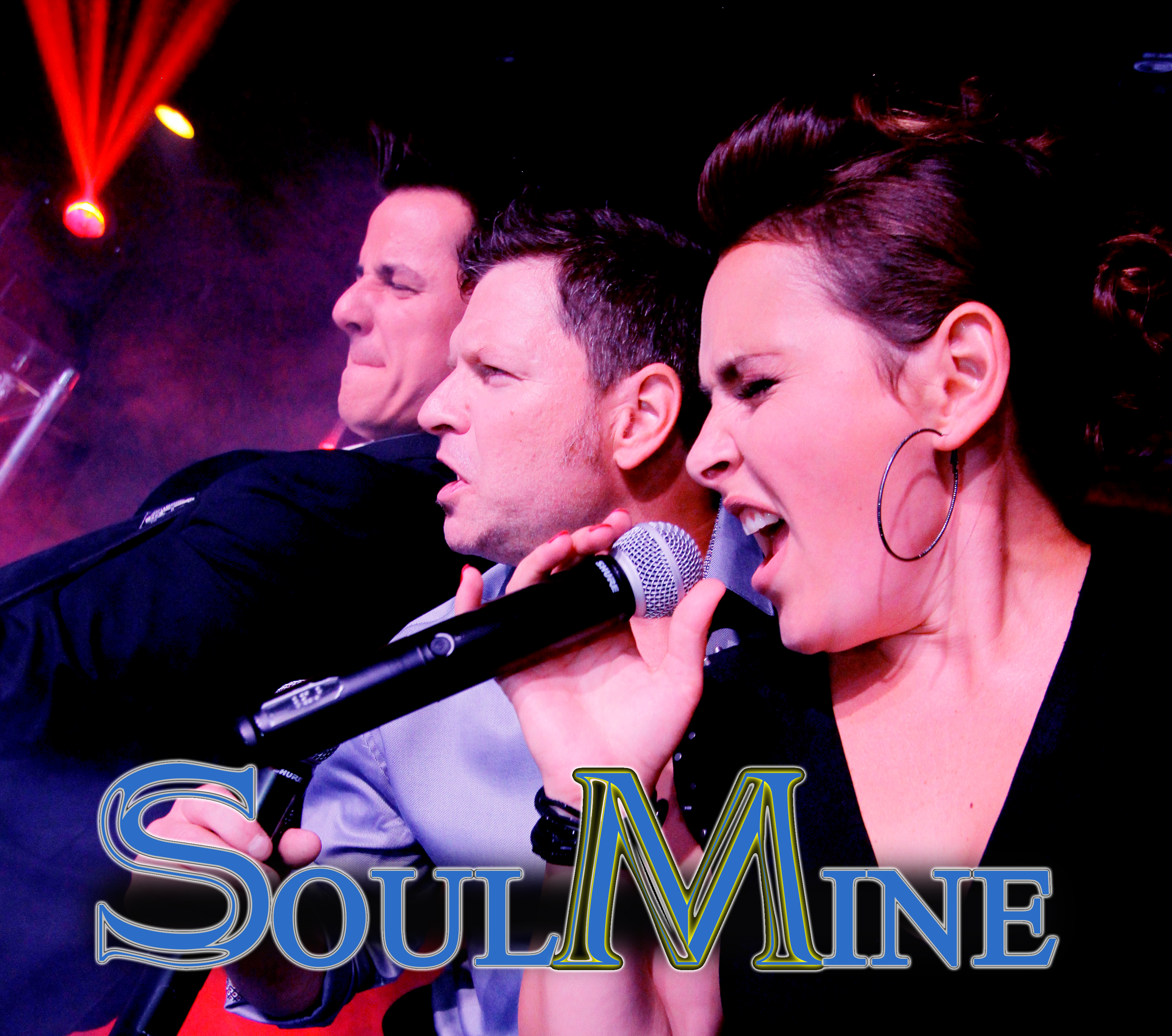 Soul Mine - Groupe Top 40 pour evenement Montreal