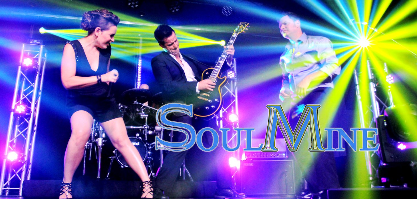 Soul Mine - groupe corpo pour evenements