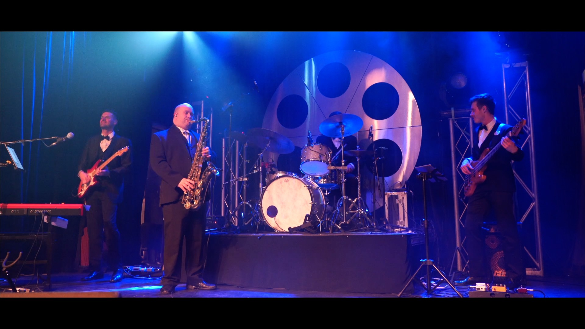 Souper-spectacle jazz - Quartet jazz pour evenement corporatif