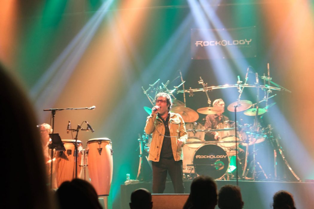 Rockology - Groupe hommage au Rock 70 - Party de Noel