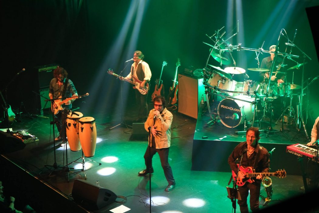 Rockology - Groupe hommage au Rock 70 - Soiree corporative