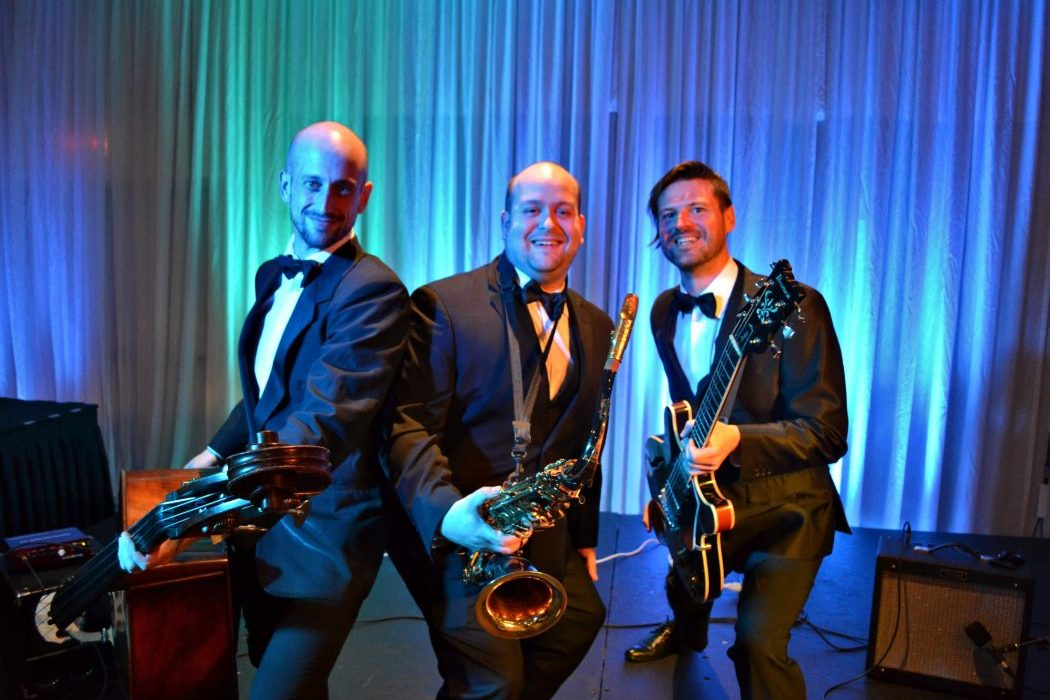 Trio Top Note - Groupe jazz pour evenements